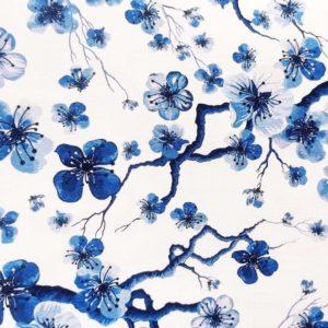 Úplet Modrá třešeň