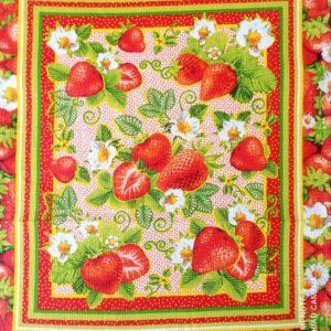 Vaflovina jahody