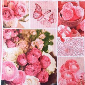 Vaflovina růže
